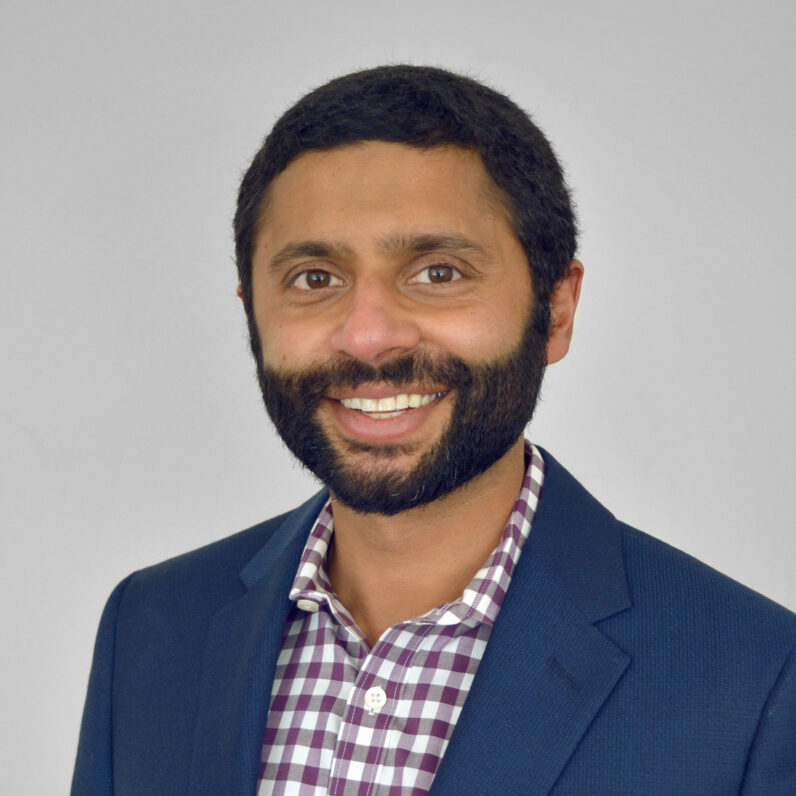 Ranjit Survanshi - COO & CFO